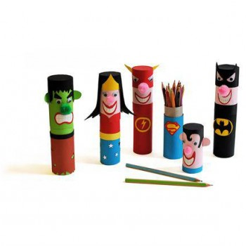ANNIVERSAIRE ou WORKSHOP: Superhero Box!! - IMG 1