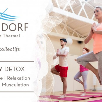 Cours collectifs : Sunday detox - IMG 1