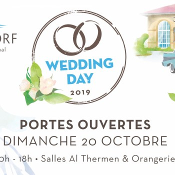WEDDING DAY | Portes ouvertes le 20/10/19 - IMG 1