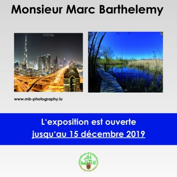 Exposition Marc Barthelemy - IMG 1