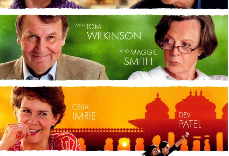 Kino a Kuch mat Best Exotic Marigold Hotel - IMG 1