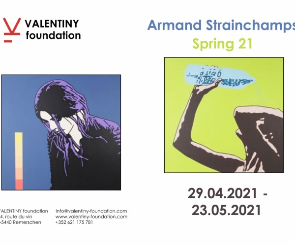 Exposition Armand Strainchamps - IMG 1